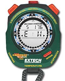 A picture of Compass/Thermometer Stopwatch