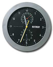 A picture of Hygro-Thermometer Wall Clock