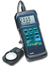 A picture of the Light meter model#:407026