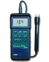 A picture of Heavy Duty Moisture Meter