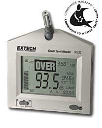 A picture of the Sound Level Meter model#407768